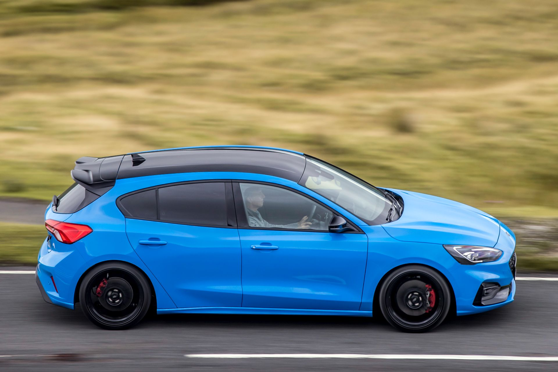 2022 Ford Focus ST Edition Side Wallpapers (7)