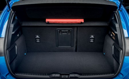 2022 Ford Focus ST Edition Trunk Wallpapers 450x275 (50)