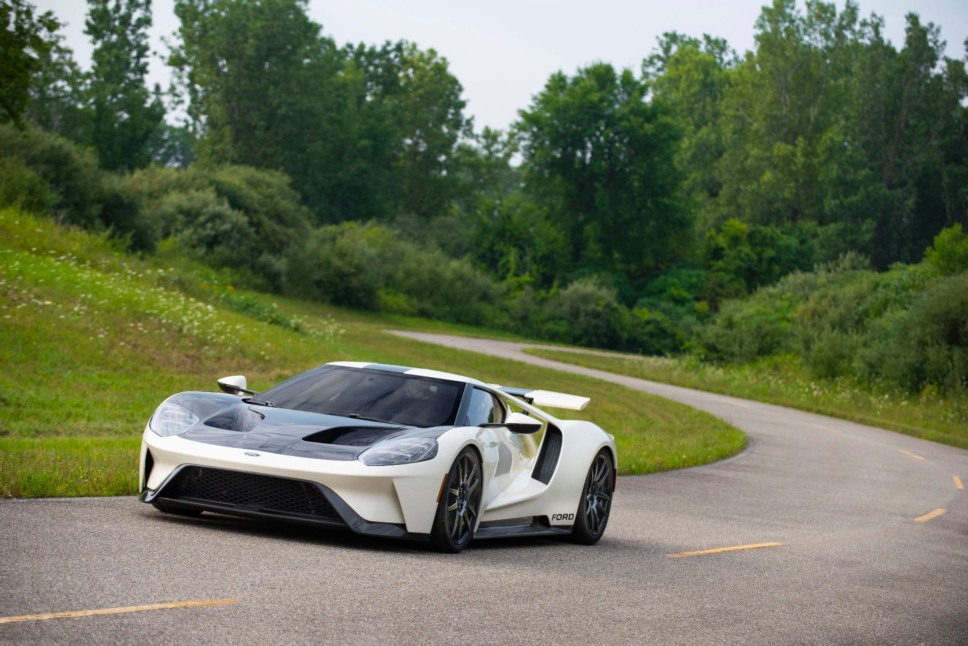 2022 Ford GT 64 Heritage Edition Front Three-Quarter Wallpapers (7)
