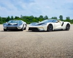 2022 Ford GT 64 Heritage Edition and 1964 Ford GT Prototype Front Wallpapers 150x120 (18)