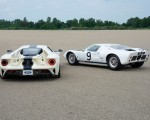2022 Ford GT 64 Heritage Edition and 1964 Ford GT Prototype Rear Wallpapers 150x120 (20)