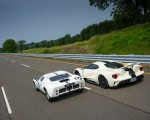 2022 Ford GT 64 Heritage Edition and 1964 Ford GT Prototype Rear Wallpapers 150x120 (17)