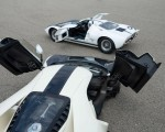 2022 Ford GT 64 Heritage Edition and 1964 Ford GT Prototype Rear Wallpapers 150x120 (21)