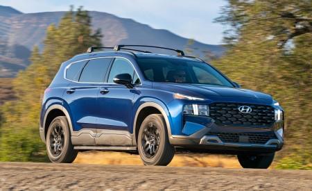 2022 Hyundai Santa Fe XRT Wallpapers HD