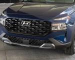 2022 Hyundai Santa Fe XRT Grille Wallpapers 150x120 (33)