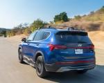 2022 Hyundai Santa Fe XRT Rear Three-Quarter Wallpapers 150x120 (12)