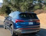 2022 Hyundai Santa Fe XRT Rear Three-Quarter Wallpapers 150x120 (3)
