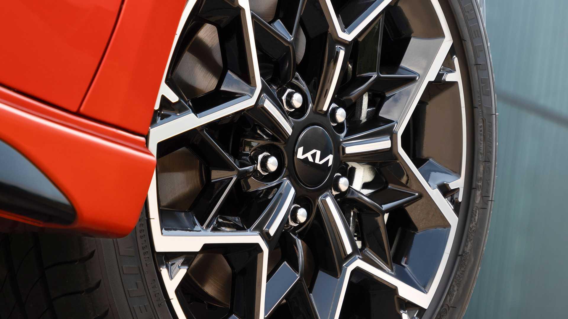 2022 Kia Ceed GT-Line Wheel Wallpapers (9)