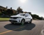 2022 Kia Sorento Plug-in Hybrid Front Three-Quarter Wallpapers 150x120 (7)