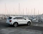 2022 Kia Sorento Plug-in Hybrid Rear Three-Quarter Wallpapers 150x120 (15)
