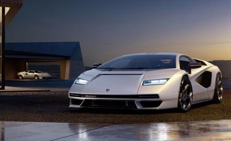 2022 Lamborghini Countach LPI 800-4 Wallpapers HD