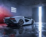 2022 Lamborghini Countach LPI 800-4 Rear Three-Quarter Wallpapers 150x120 (14)