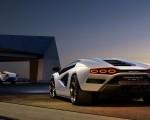 2022 Lamborghini Countach LPI 800-4 Rear Three-Quarter Wallpapers 150x120 (3)