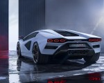 2022 Lamborghini Countach LPI 800-4 Rear Wallpapers 150x120 (15)