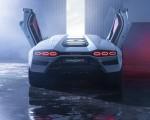 2022 Lamborghini Countach LPI 800-4 Rear Wallpapers 150x120 (16)