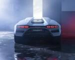 2022 Lamborghini Countach LPI 800-4 Rear Wallpapers 150x120 (17)