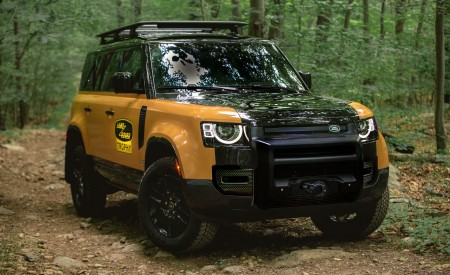 2022 Land Rover Defender Trophy Edition Wallpapers HD