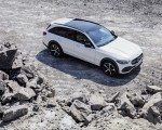 2022 Mercedes-Benz C-Class All-Terrain (Color: Opalite White Bright) Front Three-Quarter Wallpapers 150x120 (12)