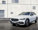 2022 Mercedes-Benz C-Class All-Terrain (Color: Opalite White Bright) Front Wallpapers 150x120 (24)