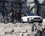 2022 Mercedes-Benz C-Class All-Terrain (Color: Opalite White Bright) Front Wallpapers 150x120 (13)
