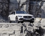 2022 Mercedes-Benz C-Class All-Terrain (Color: Opalite White Bright) Front Wallpapers 150x120 (14)