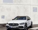 2022 Mercedes-Benz C-Class All-Terrain (Color: Opalite White Bright) Front Wallpapers 150x120 (26)