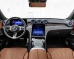 2022 Mercedes-Benz C-Class All-Terrain (Color: Opalite White Bright) Interior Cockpit Wallpapers 150x120 (31)