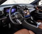 2022 Mercedes-Benz C-Class All-Terrain (Color: Opalite White Bright) Interior Wallpapers 150x120 (35)