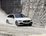 2022 Mercedes-Benz C-Class All-Terrain (Color: Opalite White Bright) Off-Road Wallpapers 150x120 (7)