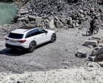 2022 Mercedes-Benz C-Class All-Terrain (Color: Opalite White Bright) Rear Three-Quarter Wallpapers 150x120 (20)