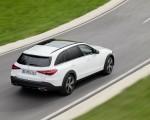 2022 Mercedes-Benz C-Class All-Terrain (Color: Opalite White Bright) Rear Three-Quarter Wallpapers 150x120 (3)