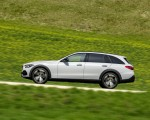 2022 Mercedes-Benz C-Class All-Terrain (Color: Opalite White Bright) Side Wallpapers 150x120 (5)