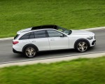 2022 Mercedes-Benz C-Class All-Terrain (Color: Opalite White Bright) Side Wallpapers 150x120 (6)