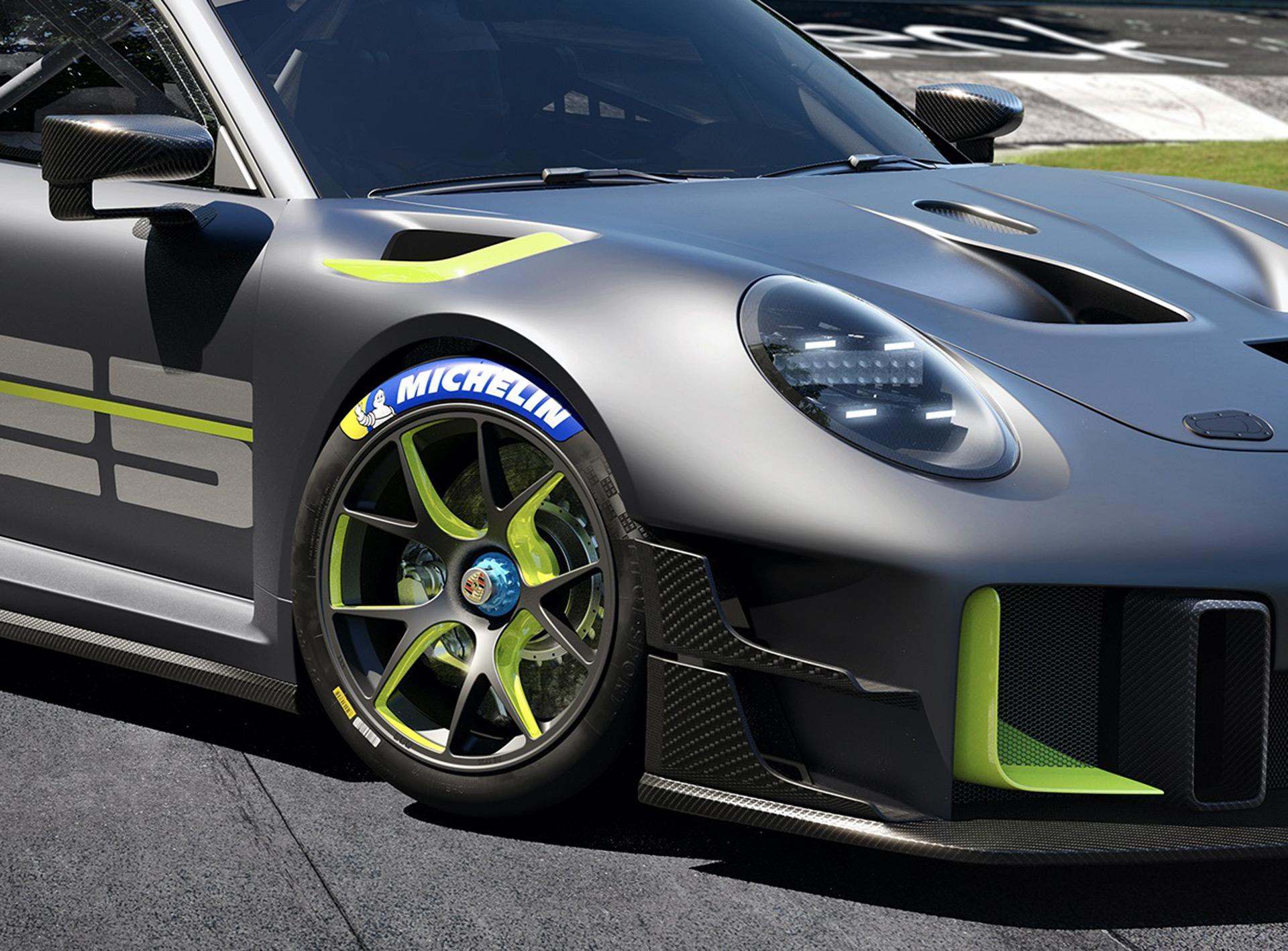2022 Porsche 911 GT2 RS Clubsport 25 Detail Wallpapers (7)