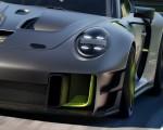 2022 Porsche 911 GT2 RS Clubsport 25 Front Bumper Wallpapers 150x120 (8)