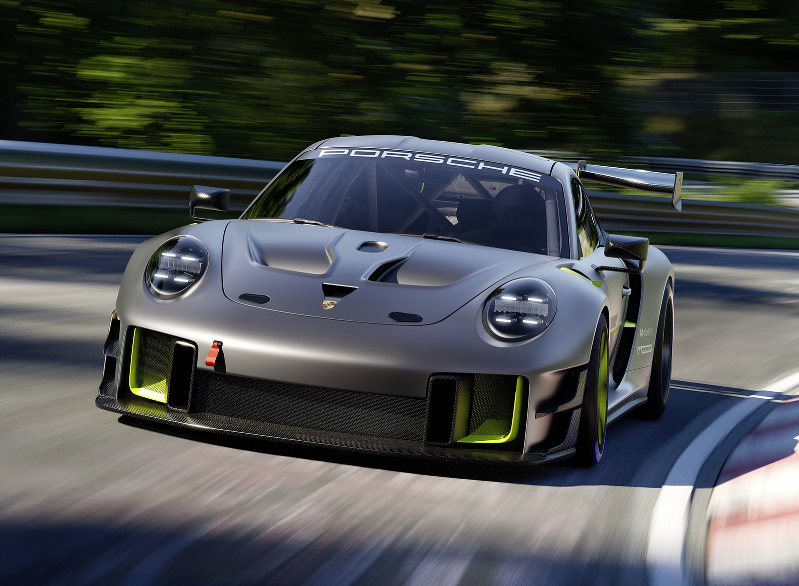 2022 Porsche 911 GT2 RS Clubsport 25 Front Wallpapers (1)