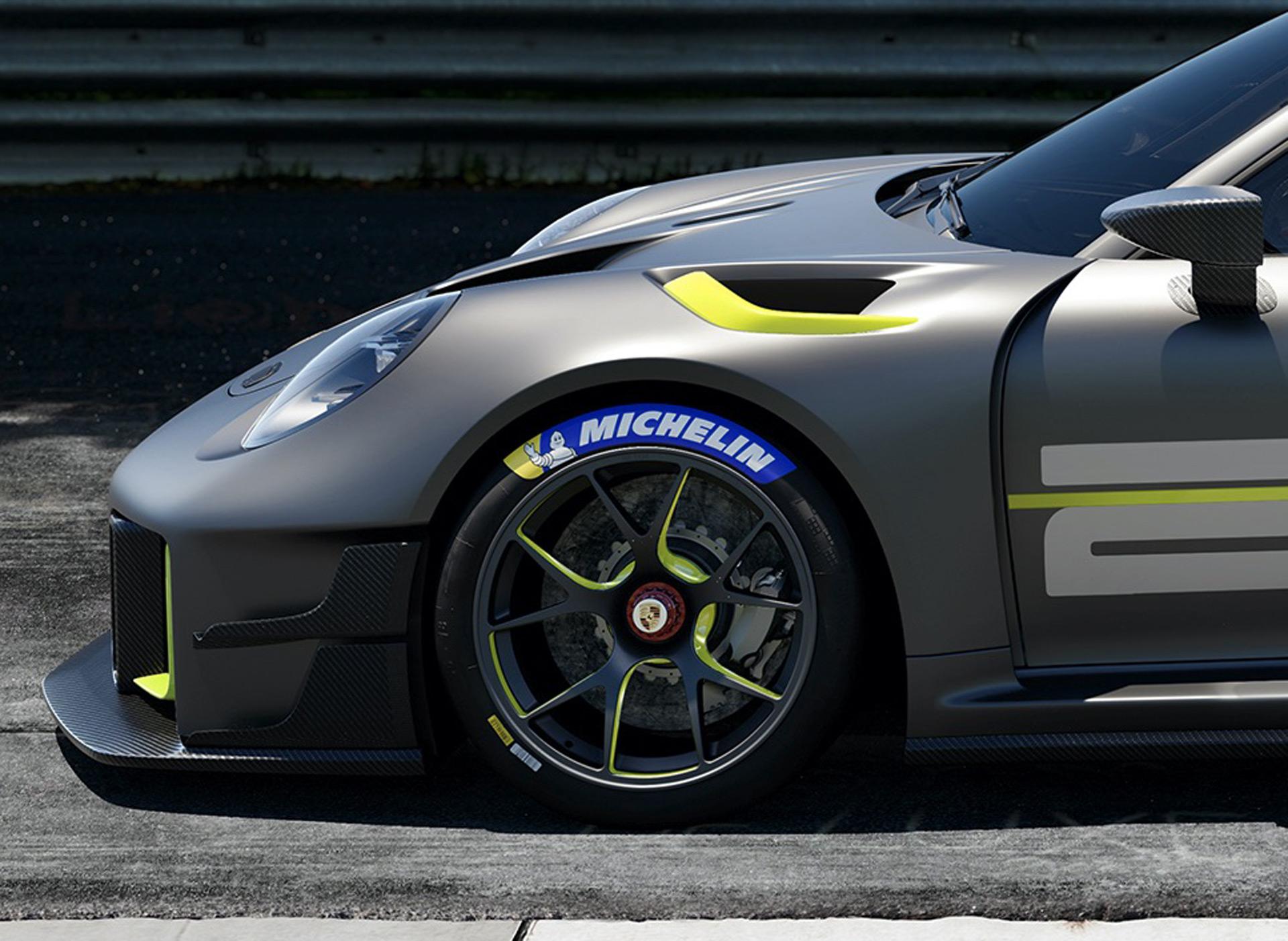 2022 Porsche 911 GT2 RS Clubsport 25 Wheel Wallpapers (9)