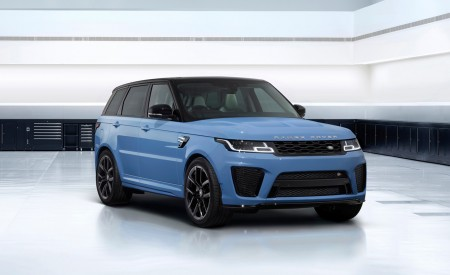 2022 Range Rover Sport SVR Ultimate Edition Wallpapers HD