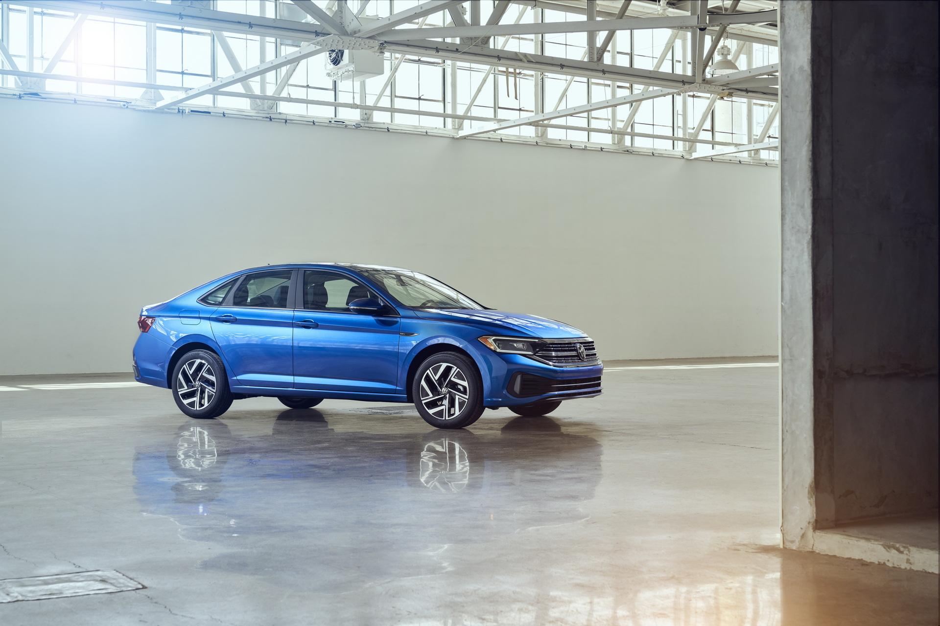 2022 Volkswagen Jetta Front Three-Quarter Wallpapers (6)