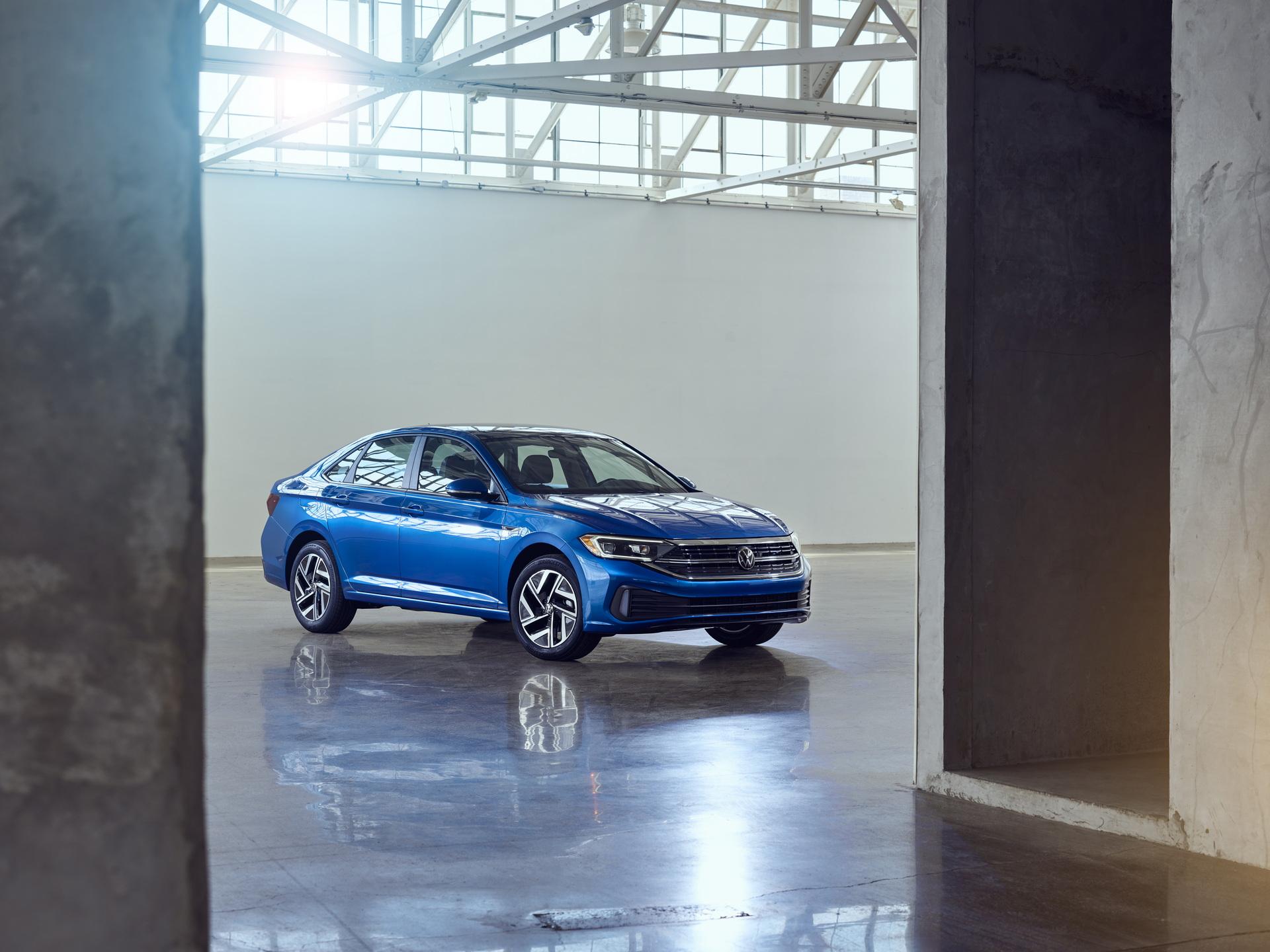 2022 Volkswagen Jetta Front Three-Quarter Wallpapers (3)