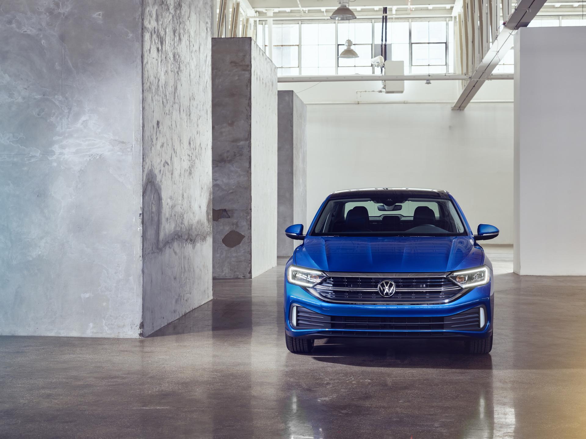 2022 Volkswagen Jetta Front Wallpapers (2)