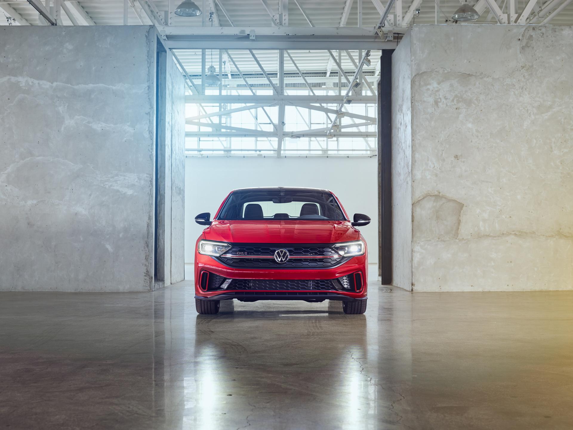 2022 Volkswagen Jetta GLI Front Wallpapers (3)