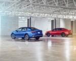2022 Volkswagen Jetta and 2022 Volkswagen Jetta GLI Rear Three-Quarter Wallpapers 150x120 (10)