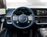 2023 Genesis GV60 Interior Steering Wheel Wallpapers 150x120 (7)