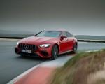 2023 Mercedes-AMG GT 63 S E Performance 4-door Front Three-Quarter Wallpapers 150x120 (6)