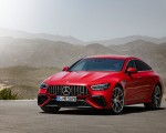 2023 Mercedes-AMG GT 63 S E Performance 4-door Front Three-Quarter Wallpapers 150x120 (1)