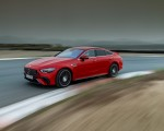 2023 Mercedes-AMG GT 63 S E Performance 4-door Front Three-Quarter Wallpapers 150x120 (12)