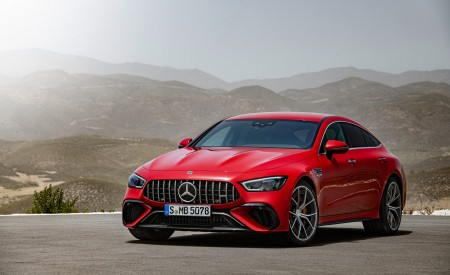 2023 Mercedes-AMG GT 63 S E Performance Wallpapers HD