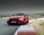 2023 Mercedes-AMG GT 63 S E Performance 4-door Front Wallpapers 150x120 (8)