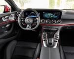 2023 Mercedes-AMG GT 63 S E Performance 4-door Interior Cockpit Wallpapers 150x120 (39)